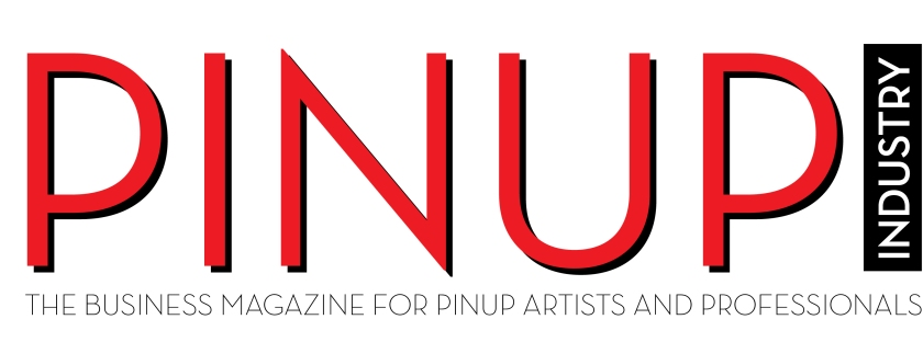 Pinup Industry Logo & Tagline